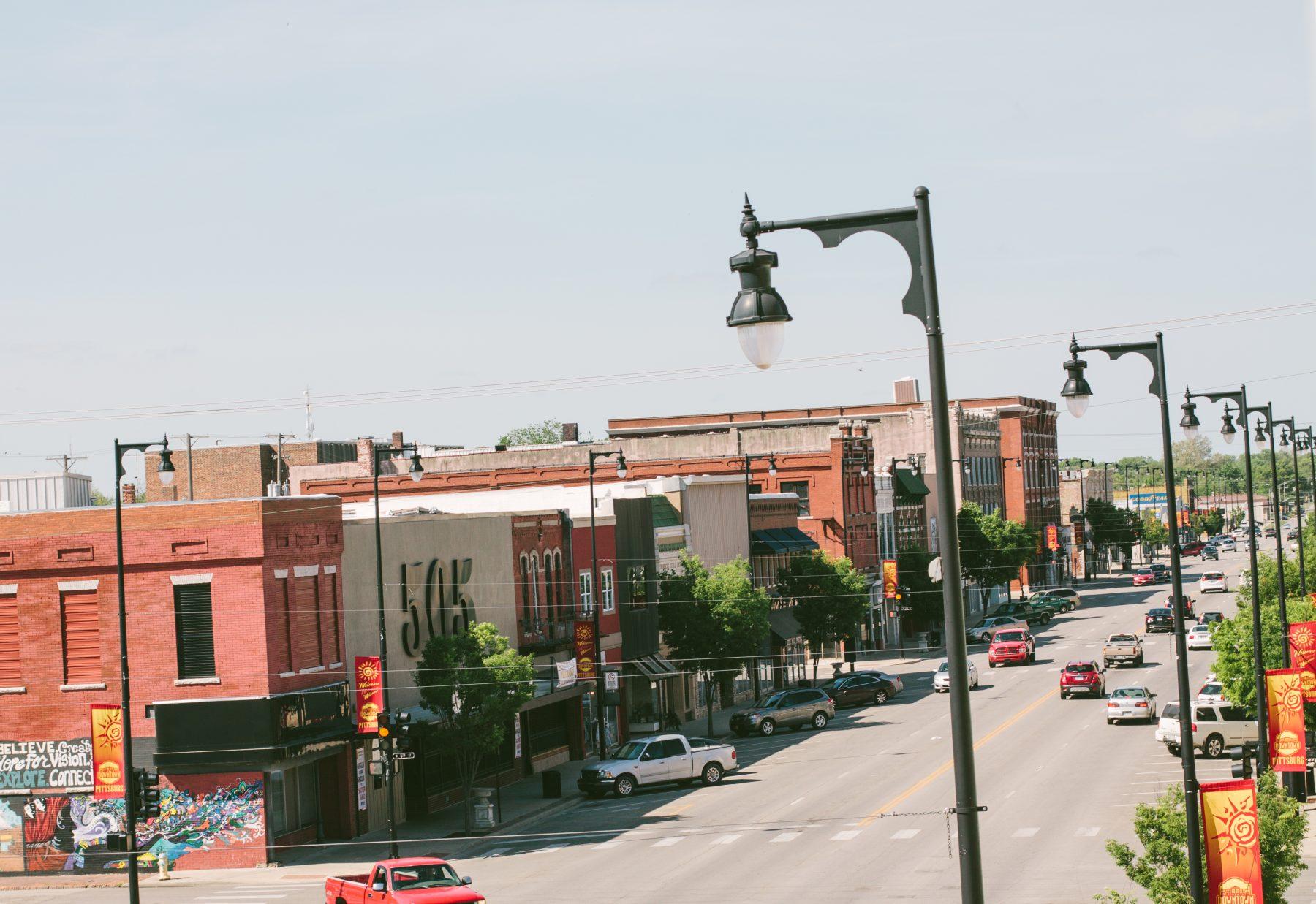 Pittsburg Kansas
