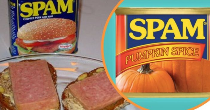 Pumpkin Spice SPAM Actually Exists — Would You Eat It_