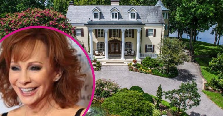 Stay at Reba McEntires former home turned bed and breakfast