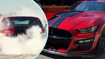 Take A Look At Ford's Most Powerful Street-Legal Mustang With 760 Hp