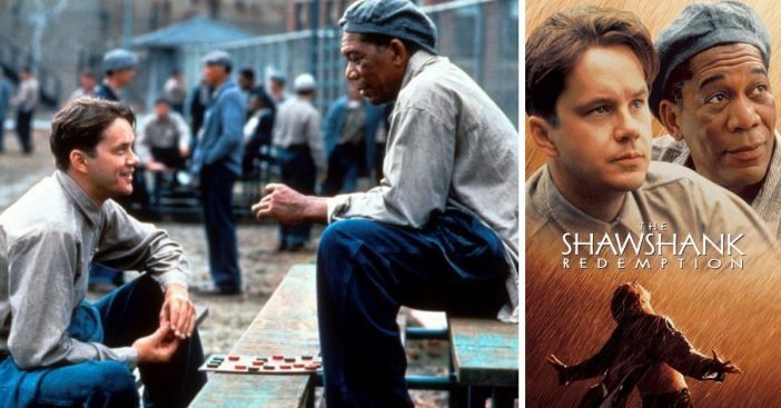 The Shawshank Redemption is coming back to theaters for a limited time