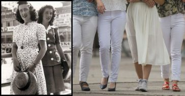 The Truth About Wearing White After Labor Day