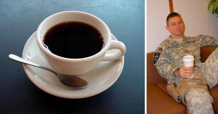 The US Army developed a tool that can tell you exactly how much coffee you need to stay awake and alert