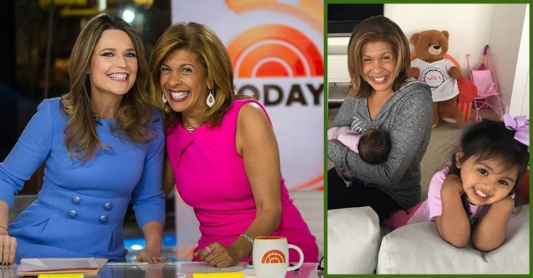 Today Show's Hoda Kotb Is Coming Back From Maternity Leave