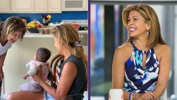 'Today Show's Hoda Kotb Shares Adorable Instagram Photo Of Baby Hope Catherine