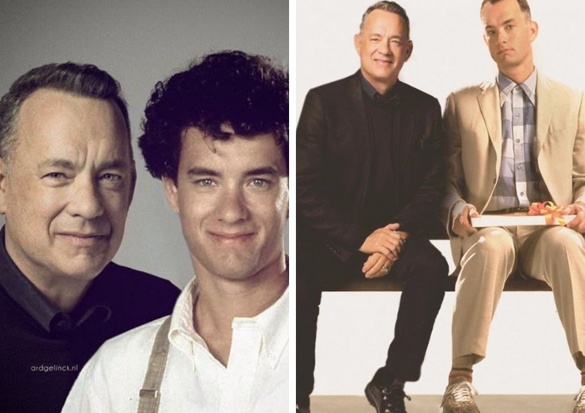 tom hanks Ard Gelinck