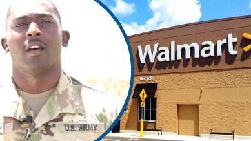 U.S. Soldier Carried Children To Safety During El Paso Walmart Shooting (1)