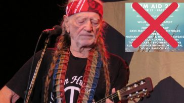 Willie Nelson had to cancel his tour due to breathing issues