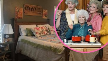 You can now rent a Golden Girls themed guesthouse on Airbnb