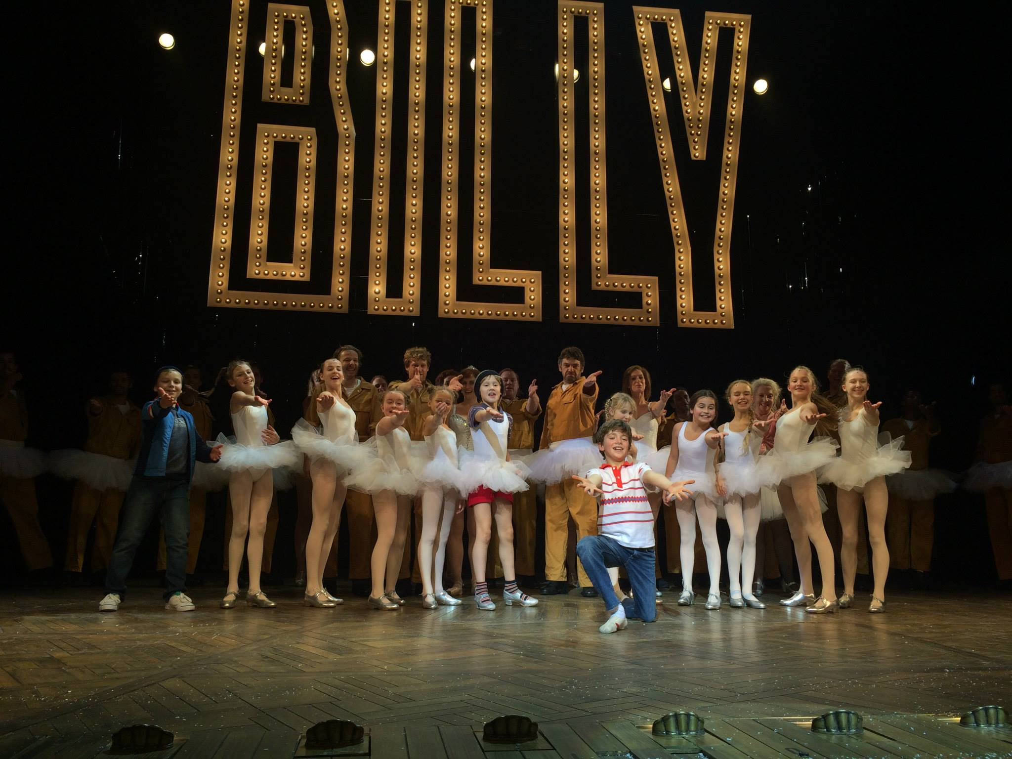 billy elliott show