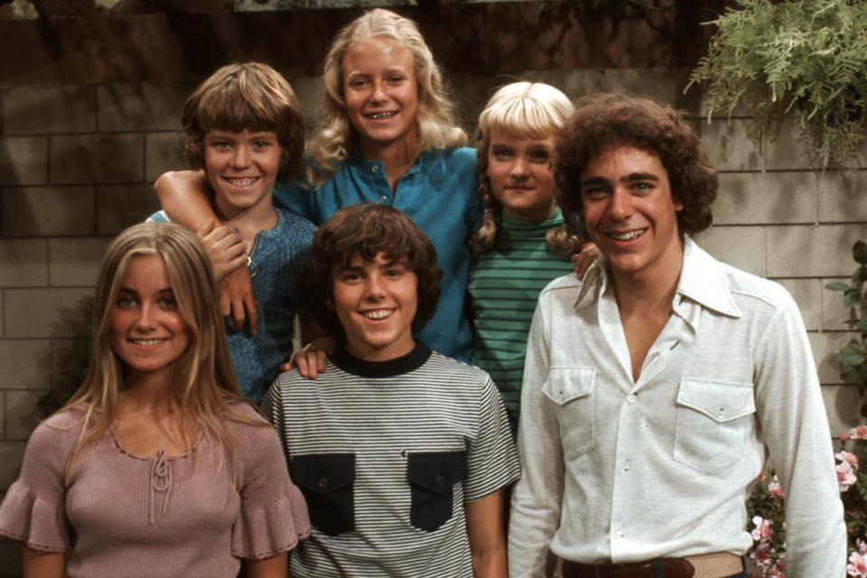 the brady kids on the brady bunch
