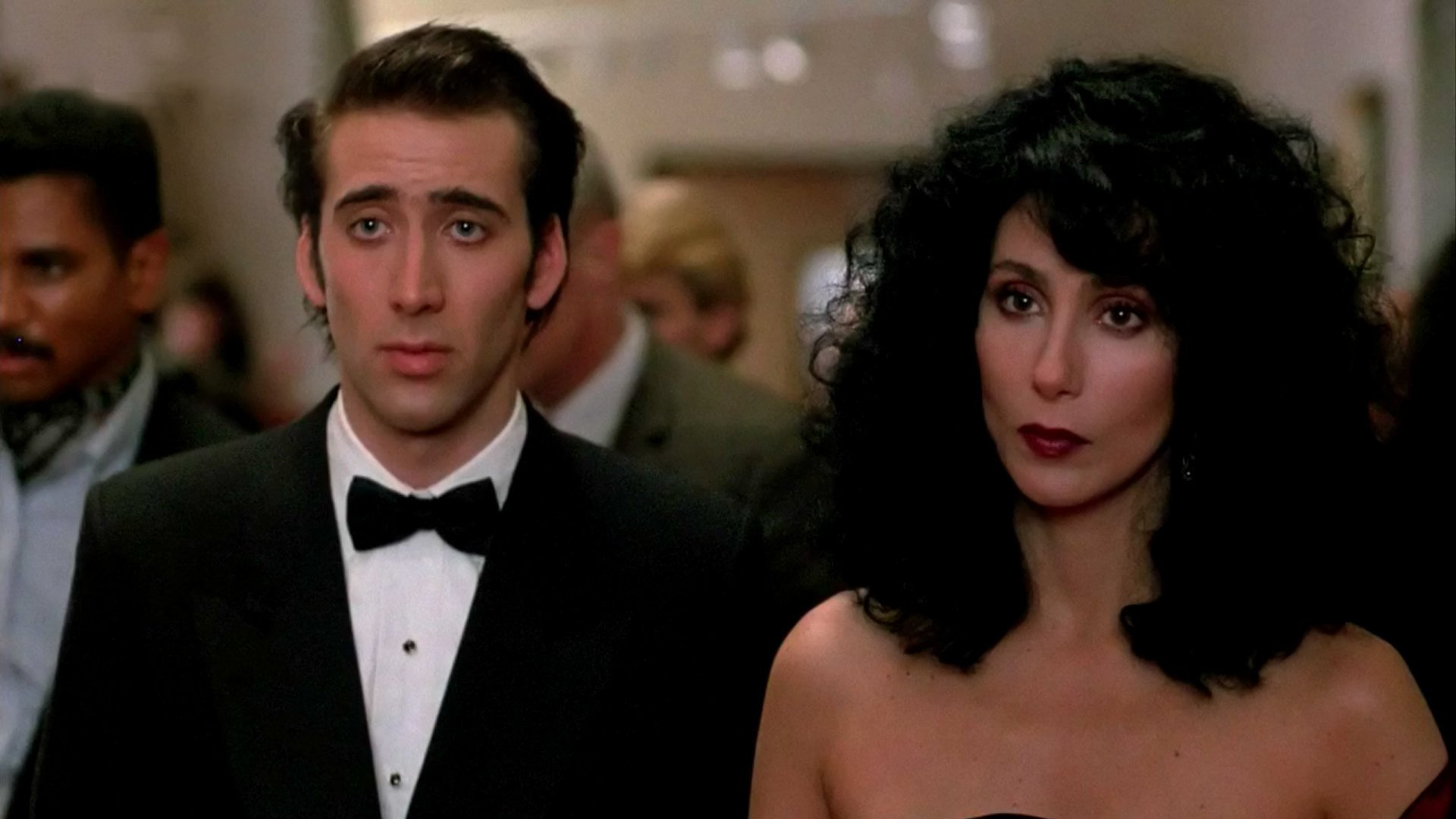 cher and nicolas cage moonstruck film