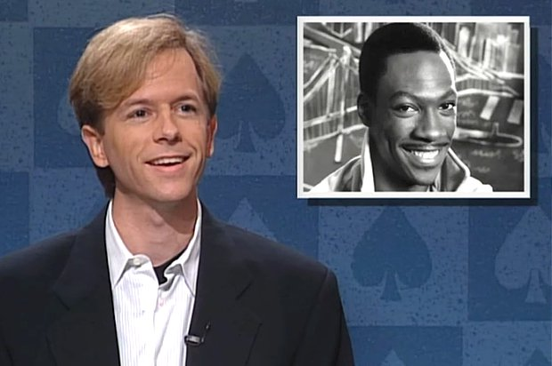 David Spade slams Eddie Murphy, SNL