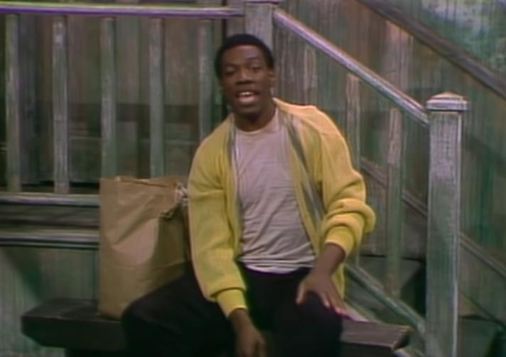 Eddie Murphy, SNL, 1983