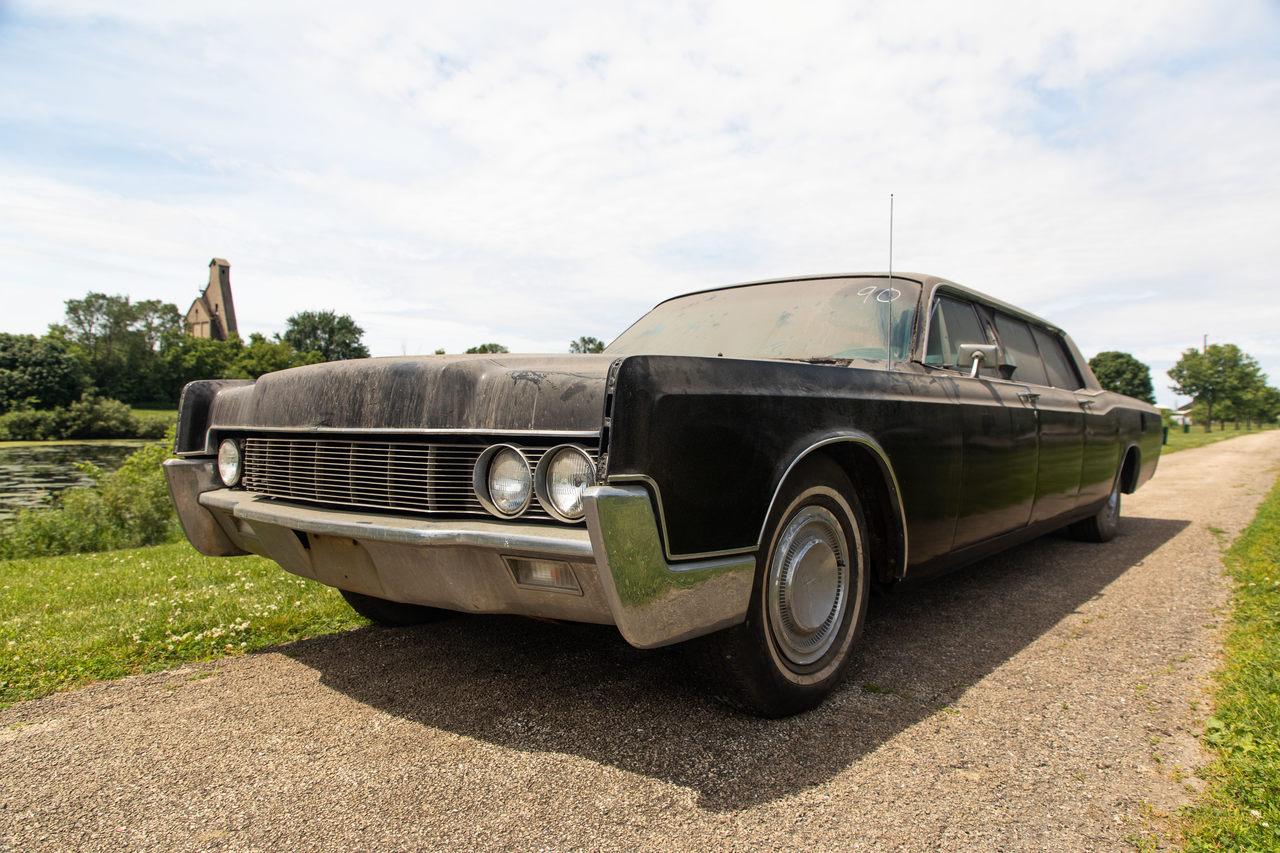 Elvis Presley 1967 limo for sale