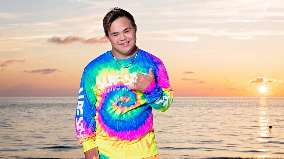 16-year-old with down syndrome face of florida brand