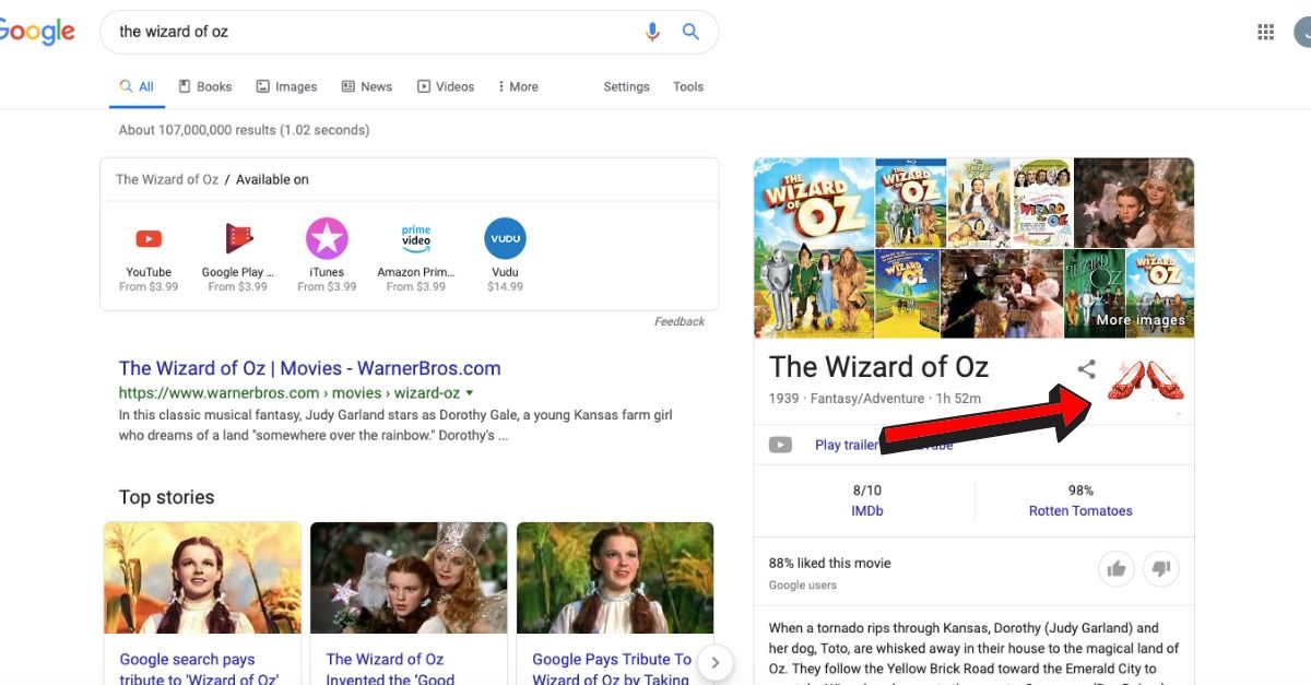 Google performs magic trick for