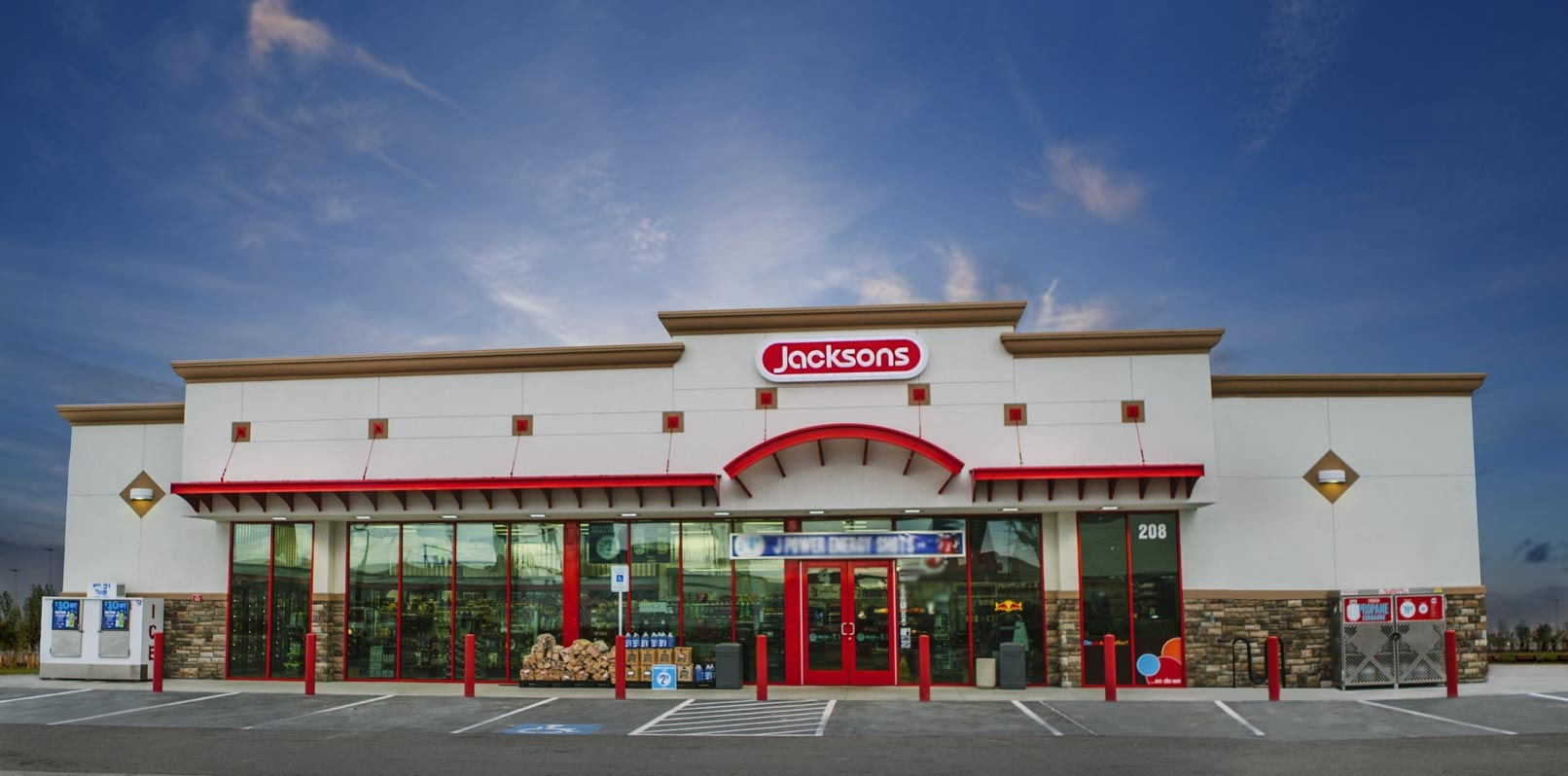 jackson food stores