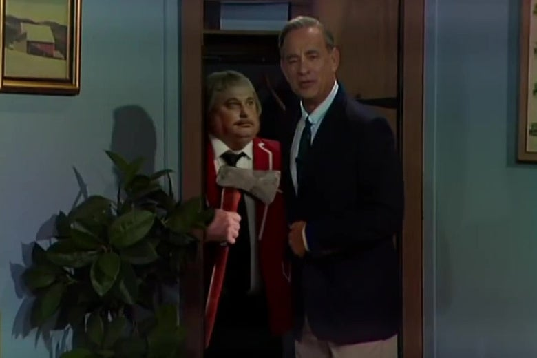 jimmy kimmel debuts mr rogers trailer
