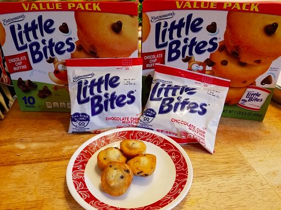 little bites muffins