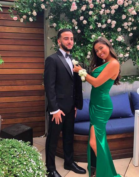 lola consuelos prom dress