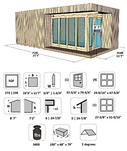 tiny home materials