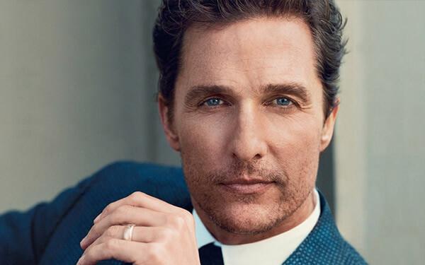 Matthew McConaughey full-time professor university of texas