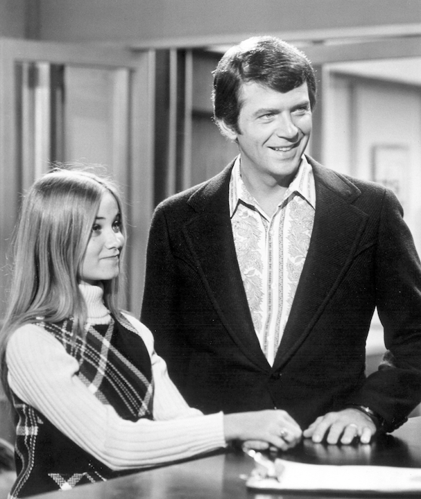 Maureen McCormick, Robert Reed Brady Bunch
