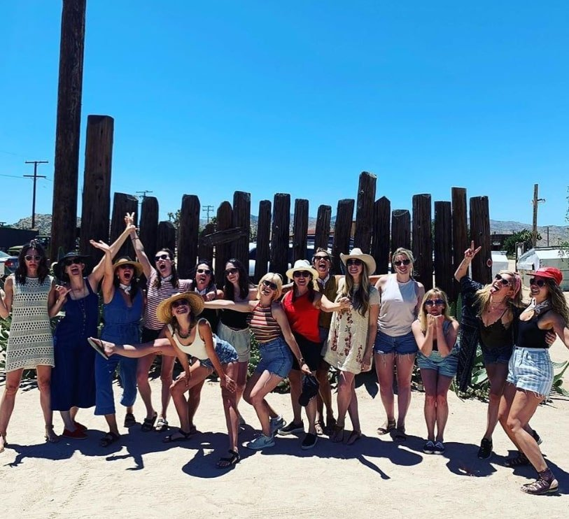 meredith hagner bachelorette party