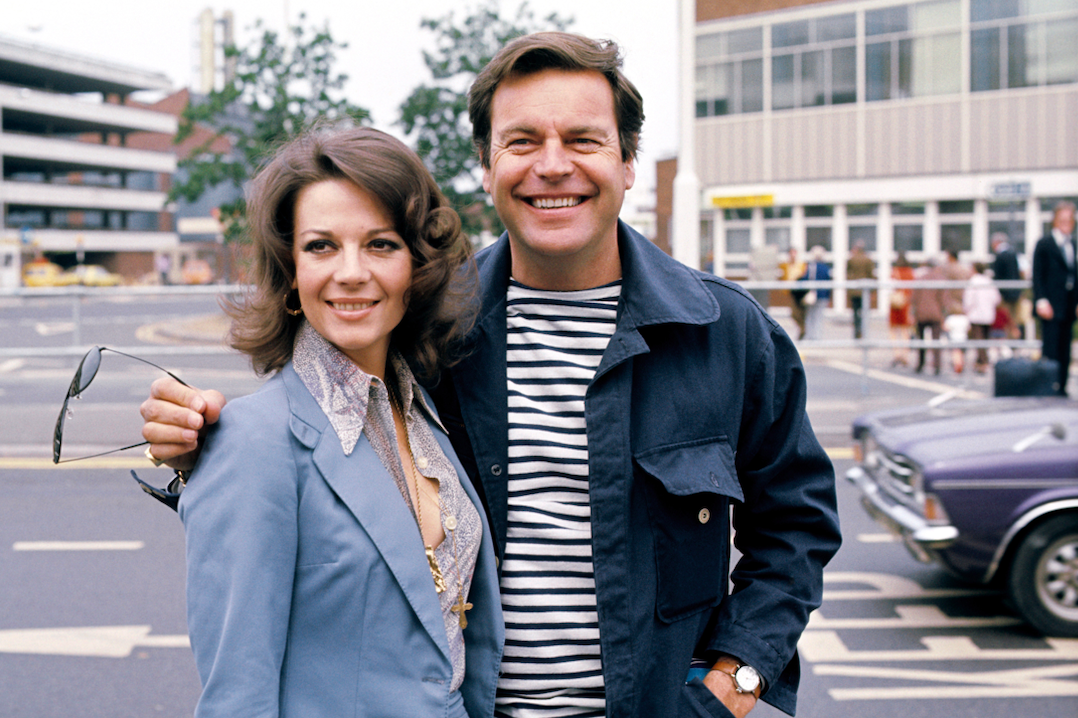 natalie wood and robert wagner
