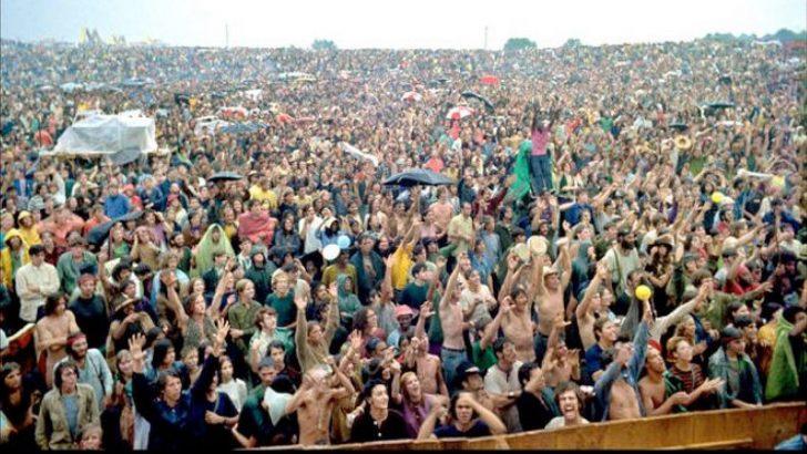 original woodstock festival in 1969