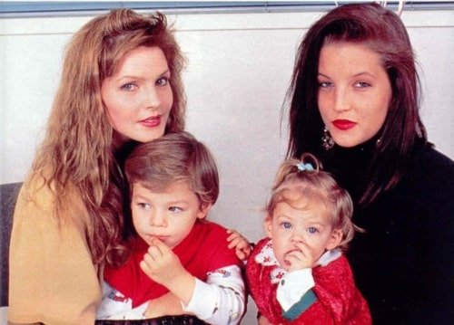 Priscilla Presley Had A Son After Having Lisa Marie Presley