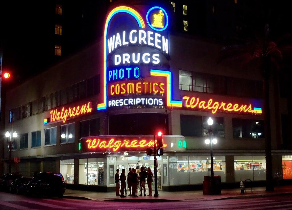 walgreens neon