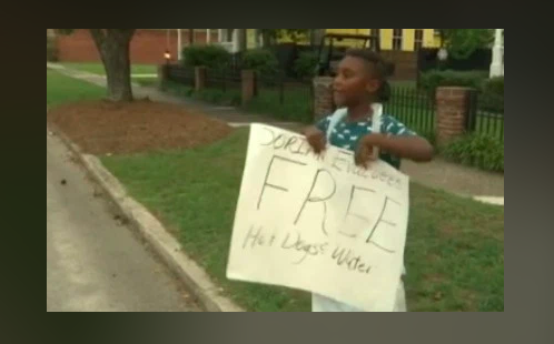6-year-old uses own money to help Dorian evacuees