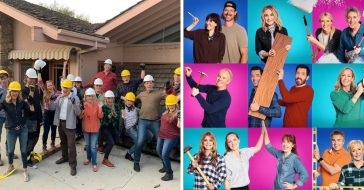 A Very Brady Renovation recreated the original Brady Bunch opening with new lyrics