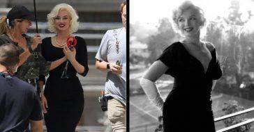 Ana De Armas Transforms Into Bombshell Marilyn Monroe For Netflix Biopic