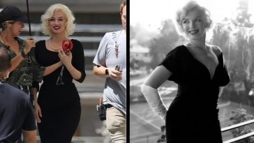 Ana De Armas Transforms Into Bombshell Marilyn Monroe For Netflix Biopic