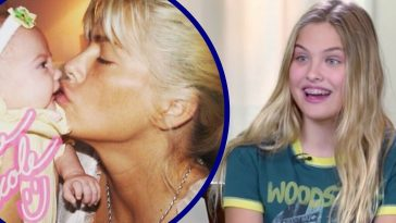 Anna Nicole Smith's Daughter, Dannielynn, Talks About Her Love of Acting (1)