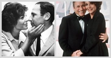 Anne Bancroft and Mel Brooks did not let time diminish their love