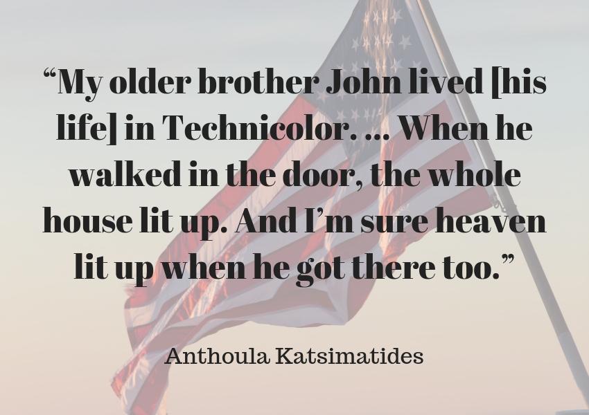 Anthoula Katsimatides quote 9/11