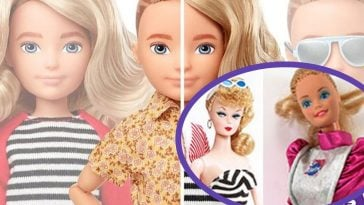Barbie Manufacturer Launches Gender Neutral Doll Collection