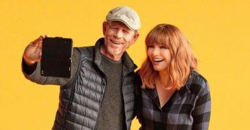 Bryce Dallas Howard had to convince father Ron Howard to appear in her documentary called Dads