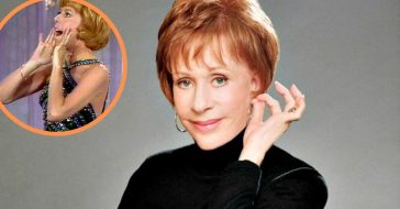 Carol Burnett wants to keep bringing the laughter