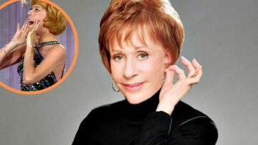Carol Burnett wants to keep bringing the laughter