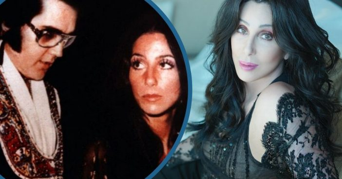 Cher Reveals She Was _Too Nervous_ To Date Elvis Presley