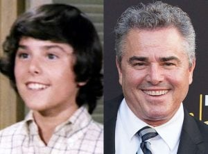 Christopher Knight played the middle son Peter Brady in the iconic family