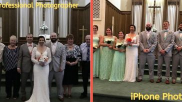 Couple Pays $800 To Wedding Photographer, Left With _Dark, Grainy Images_