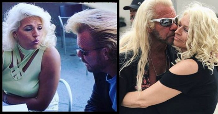 Dog The Bounty Hunter And Late Beth Chapman Gives Marriage Advice In Unseen Clip
