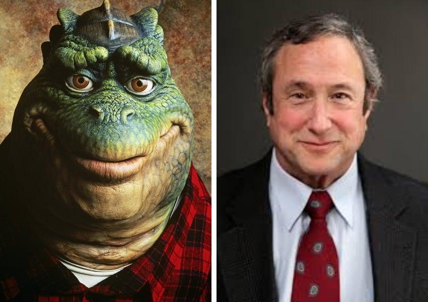 earl sinclair stuart pankin dinosaurs
