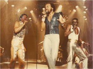 Earth, Wind & Fire on tour